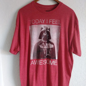 Star Wars Darth Vader T-Shirt Size XL